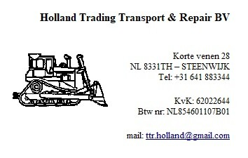 HOLLAND TRADING TRANSPORT & REPAIR BV
